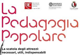 Logo La pedagogia epopolare